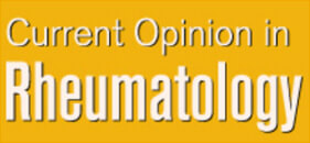 Current opinions in Rheumatology