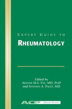 Expert guide to rheumatology